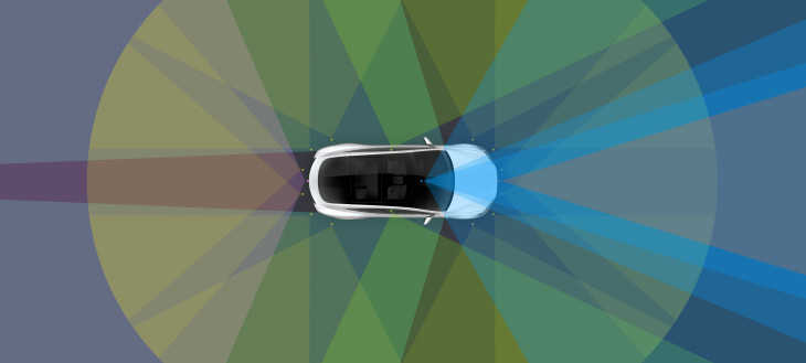 Tesla acquires computer vision startup DeepScale in push toward robotaxis